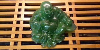 Buddha für Gong Fu Cha Teezeremonie