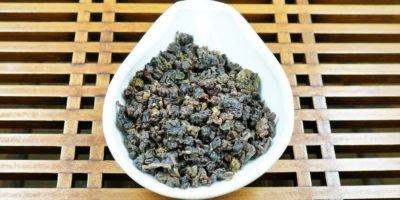 Gaba Oolong-Tee aus Taiwan (organisch)