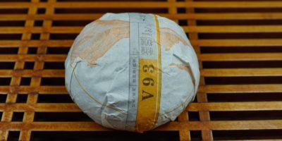 *2017* V93 Menghai TAETEA Tuo Cha Shu (gekocht) Pu-Erh-Tee, 100g