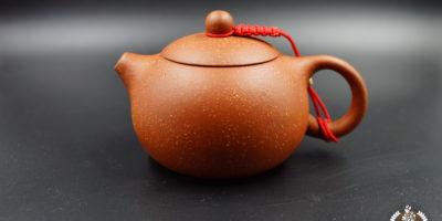 Dao Ba Xi Shi Yixing Tonkanne aus rotem Ton (ca. 200 ml)
