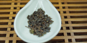*2020* Gaba Oolong-Tee aus Taiwan