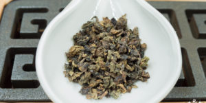 *2019* Cui Yu Vier Jahreszeiten Oolong Tee (organisch)