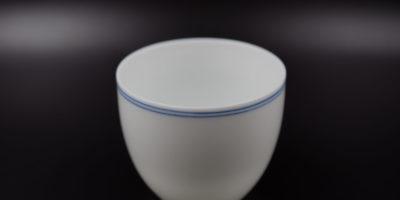 Teetasse aus Porzellan für die Teezermonie, 70ml