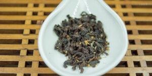 *2020* Osmanthus Gaba Oolong-Tee aus Taiwan